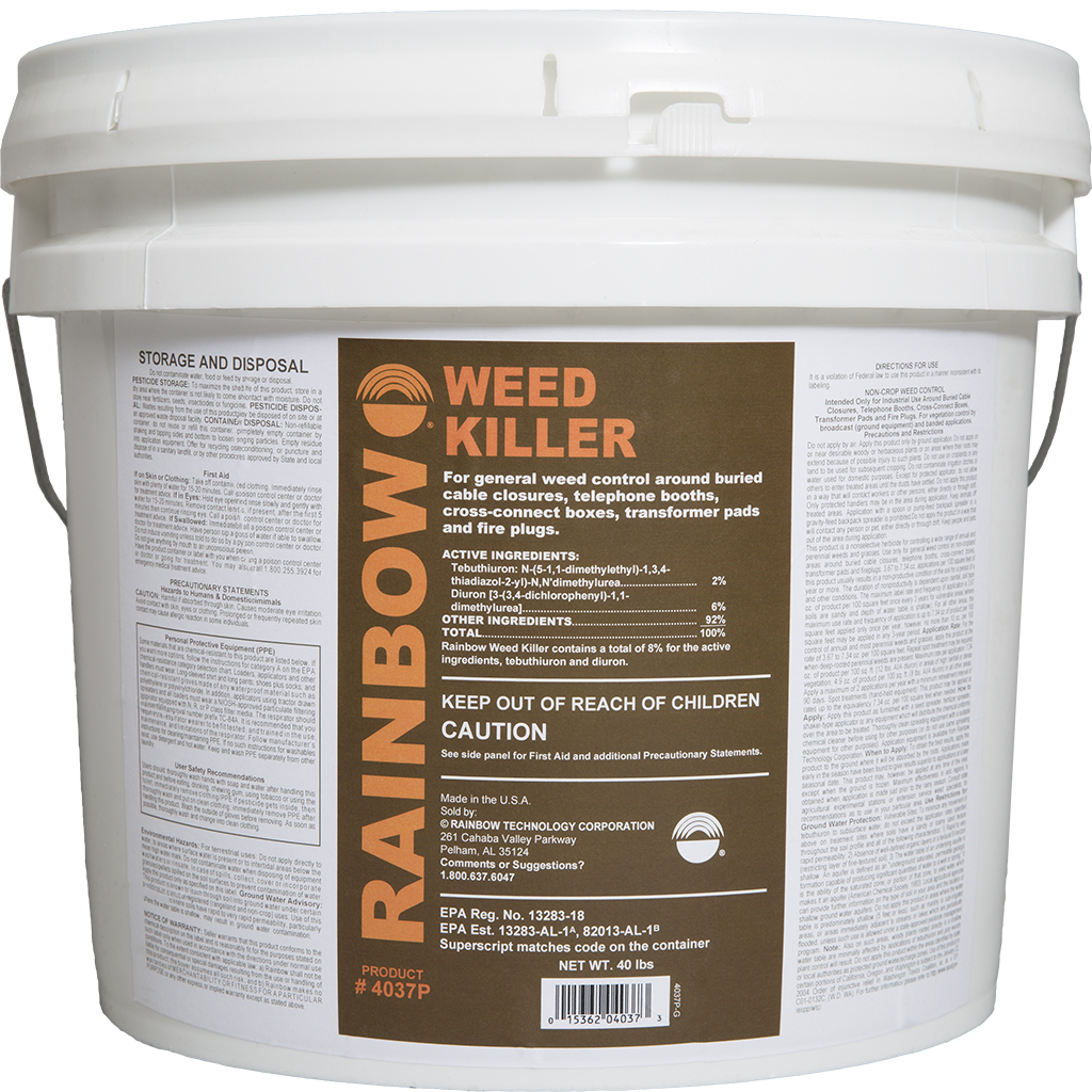 Weed Killer - Rainbow Technology