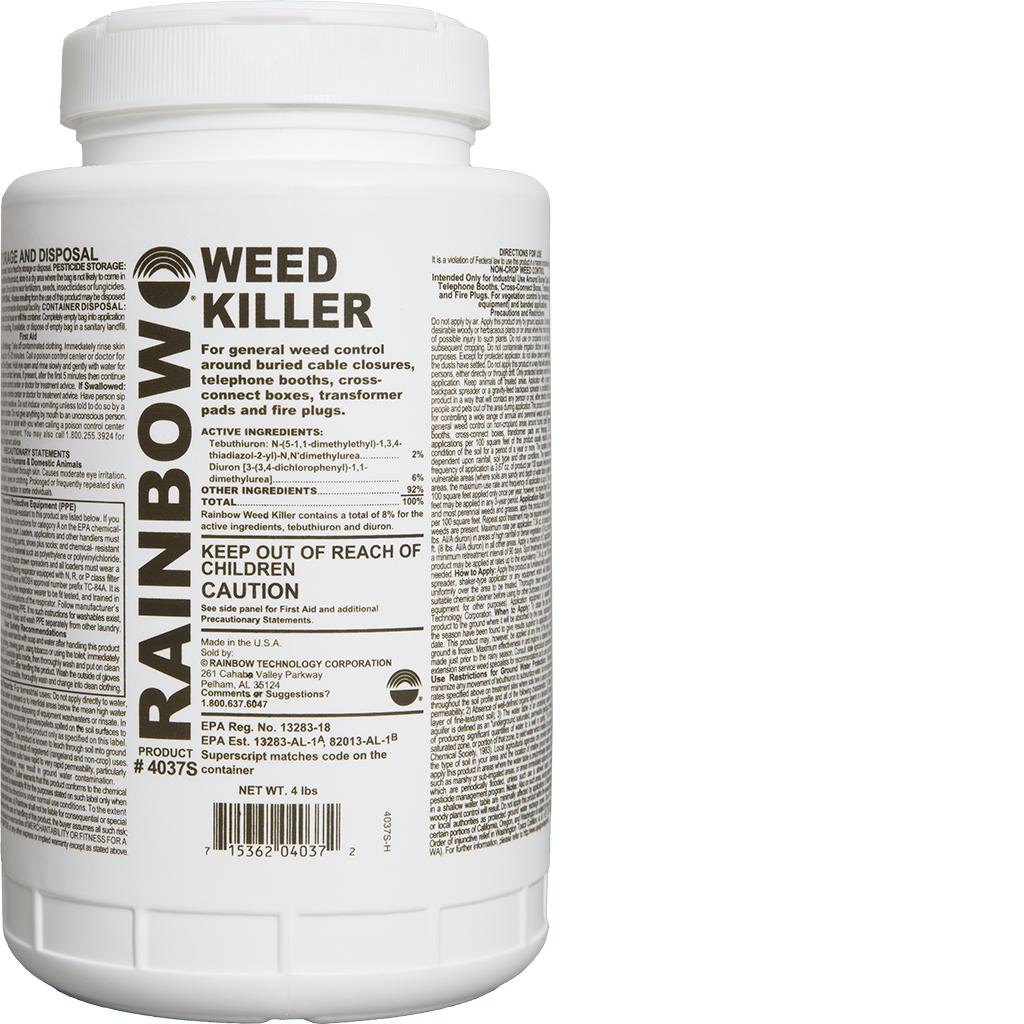 Weed Killer - Rainbow Technology