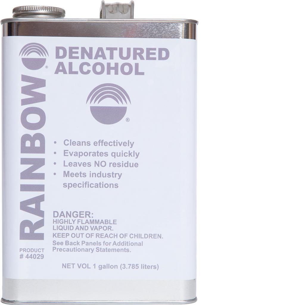 Denatured Alcohol - Rainbow Technology