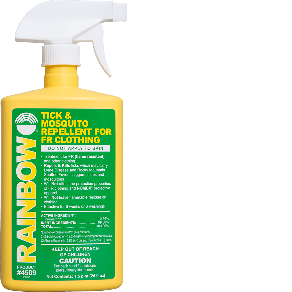 Tick Mosquito Repellent For Fr Clothing Rainbow Technology